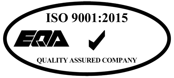 Certificate of Registration of Quality System to I.S EN ISO 9001:2015